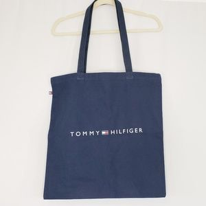 Tommy Hilfiger / Tommy X You navy blue tote bag